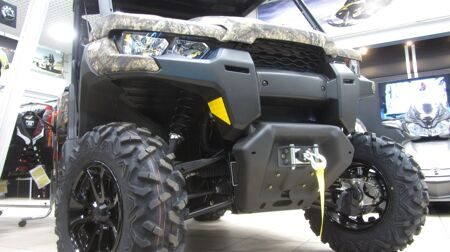 Can-Am DEFENDER CAB HD10