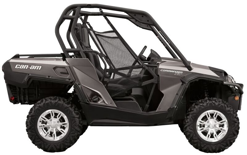 Can-Am Commander 1000 XT