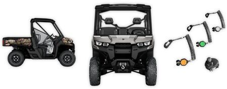 Can-Am DEFENDER DPS HD10