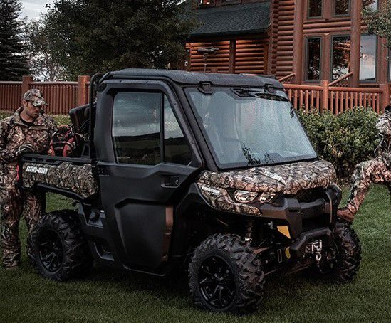Can-Am DEFENDER XT HD10 Само