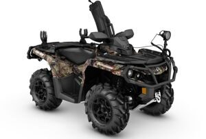 OUTLANDER Mossy Oak HUNT 850