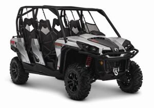 Can-Am Commander MAX 1000 XT