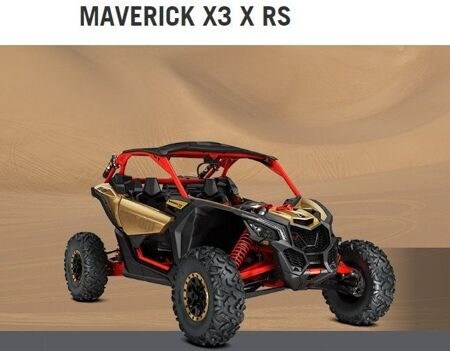 MAVERICK 1000R X3 Turbo X-RS